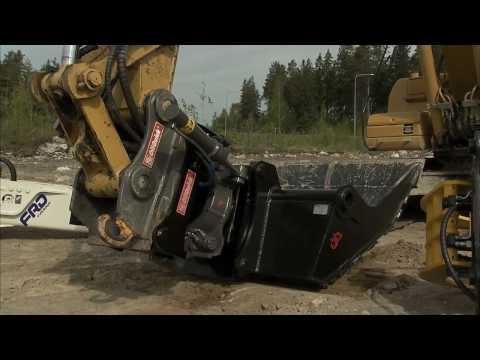 OilQuick - Bagger