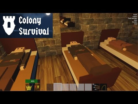 Colony Survival - Go to Bed! 01
