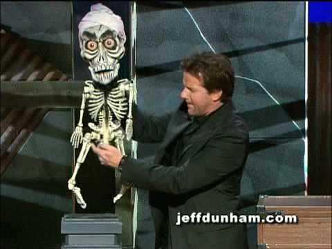 Jeff Dunham - Spark of Insanity - Achmed The Dead Terrorist Pt. 2  | JEFF DUNHAM