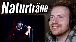 I COULDN'T HAVE EXPECTED THIS | Nina Hagen - Naturträne REACTION