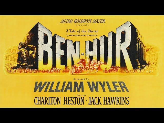 BEN HUR - Trailer (1959, English)