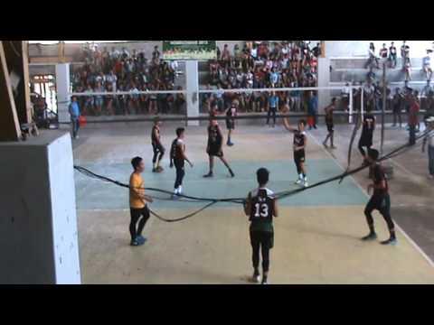 DCAA meet2016 Volleyball Boys JMC Vs. UIC