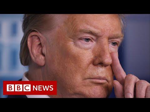 Coronavirus: Trump tells Americans to avoid …