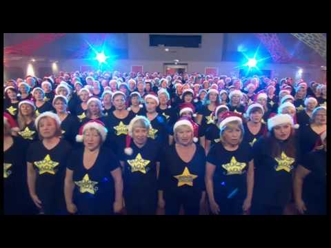 Christmas Rock Choir