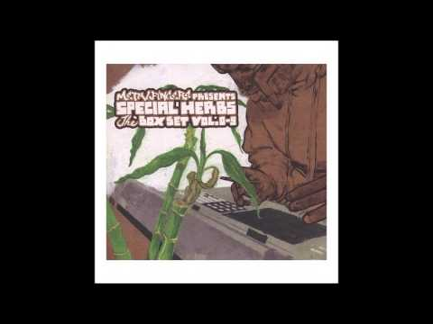 Metal Fingers - Presents Special Herbs The Box Set Vol 0-9 [Full Album]