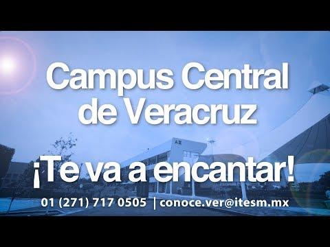 Conoce el Tec de Monterrey en Veracruz
