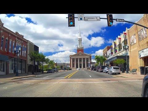 Road Trip #167 - US-80 W/US-79 S - Shreveport, Louisiana