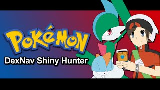 Pokemon - DexNav Shiny Hunter
