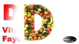 D Vitamini'nin Faydaları