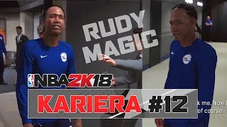 Ukradli mi triple double! ► nba 2k18 kariera #12