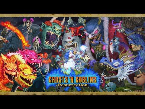 Ghosts 'n Goblins Resurrection - Dev Video #1 - Arthur Returns