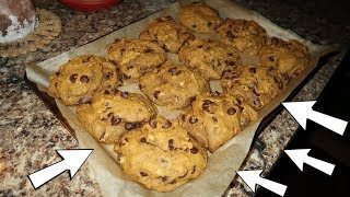 COOKIES~ THE SECRET TO THE BEST CHOCOLATE CHIP COOKIES!