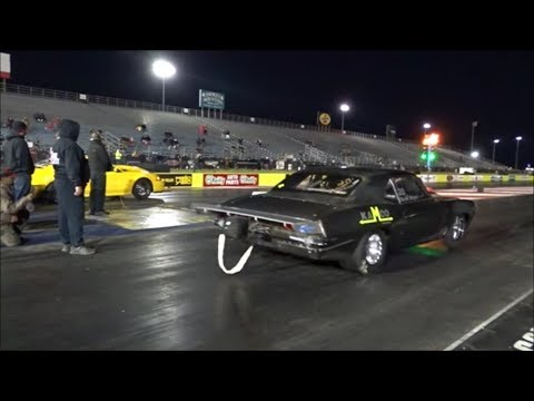 BoostedGT vs Nitrous Camaro at Redemption 10.0