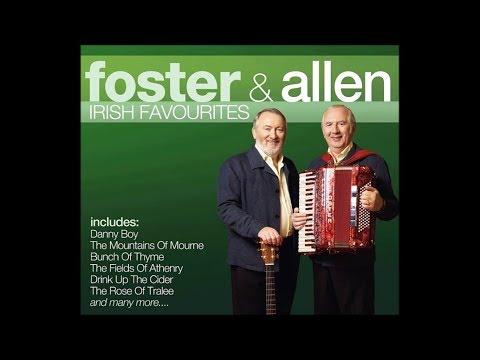 Foster And Allen - Irish Favourites CD