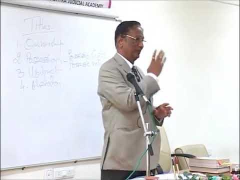 Adv. B.E. Avhad - Lecture At Uttan