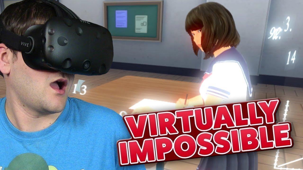 SYMULATOR WSZYSTKIEGO – Virtually Impossible (HTC VIVE VR)