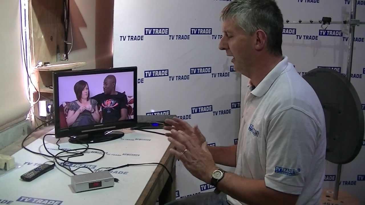 Simply Digital Rf Modulator Youtube Hookup Audio Video Switch Box Hook Up Diagrams