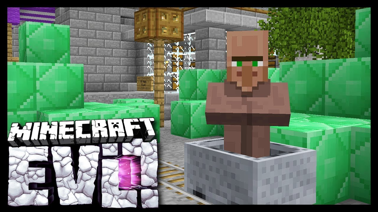 A NEW ERA OF EVO Minecraft Evolution SMP YouTube - Minecraft namen andern anyart