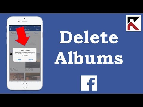 How To Delete Albums On Facebook App