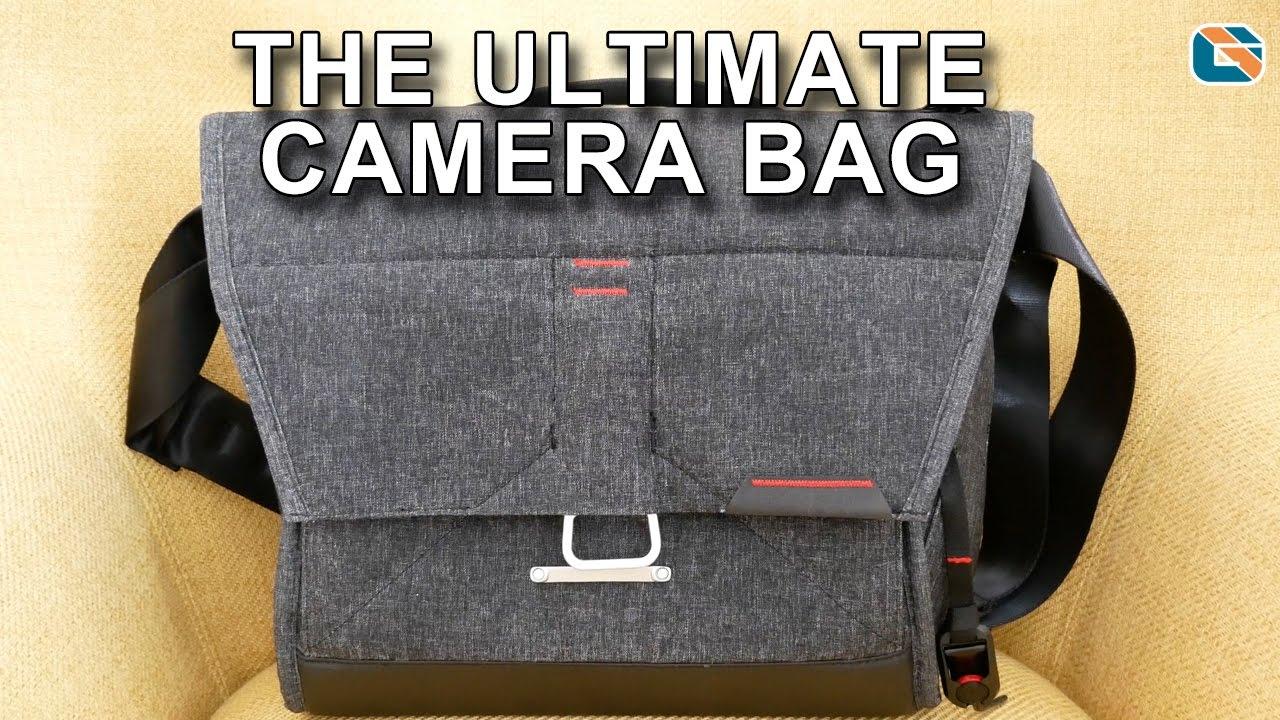 6971418492 Peak Design The Everyday Messenger 13 Bag Review