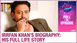 Irrfan Khan's biography: His early life, TV career, Bollywood career and more | E-Town News