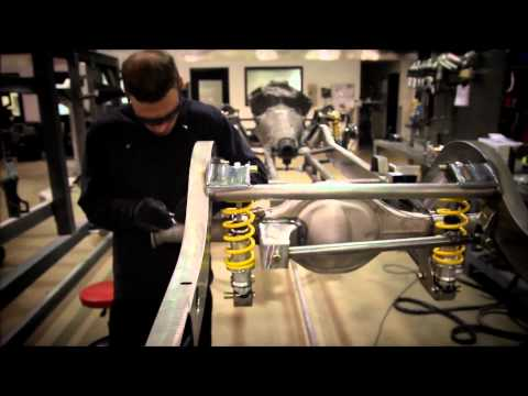 RS Fast Track 64-72 Chevelle Chassis