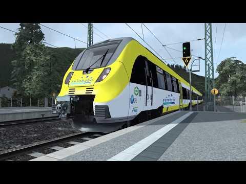 Express Passenger Service to Murnau |