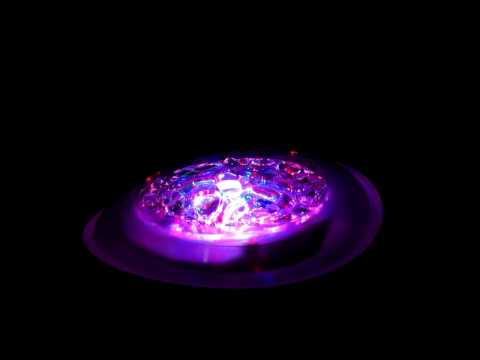 Soaiy Aurora Boralis Projection Lamp and Bluetooth Sound Machine