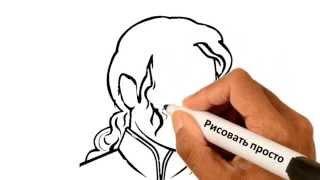 Майкл Джексон, как нарисовать портрет(Майкл Джексон, как нарисовать портрет http://www.youtube.com/c/detimoi Подписывайтесь на наш канал и учитесь рисовать..., 2015-07-18T05:21:34.000Z)