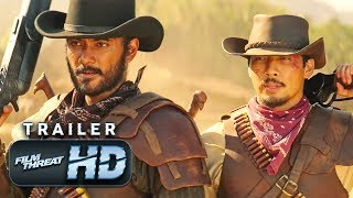 BUFFALO BOYS | Official HD Trailer (2018) | ACTION/ADVENTURE | Film Threat Trailers