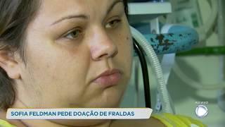 Maior maternidade pública de Minas Gerais está sem estoque de fraldas