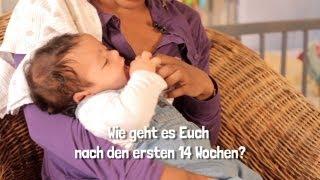 Wie sind die ersten 14 Wochen nach der Geburt? - Eltern berichten