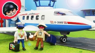 Karlchen prankt Toni im Urlaub! Playmobil Polizei Film - KARLCHEN KNACK #145