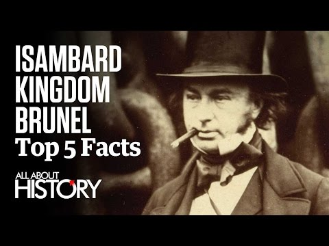 Isambard Kingdom Brunel | Top 5 Facts