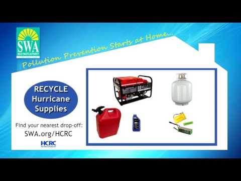2017 SWA Hurricane Haz Waste AD