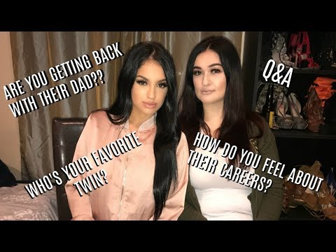 Q&A WITH MY MOM!!! (GETS SERIOUS)