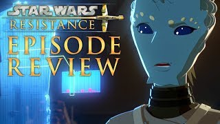 Star Wars Resistance Season 2 - The Engineer Episode Review