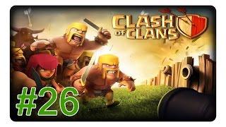 Clash of Clans #26 Nächster Clankrieg «» Let's Play | Deutsch