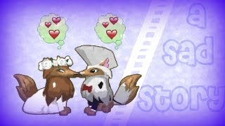 Animal Jam : Tragic Love Story ( may make you cry! )