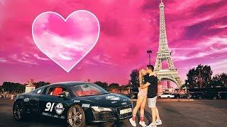 CITA ROMANTICA EN PARIS CON UNA SEGUIDORA