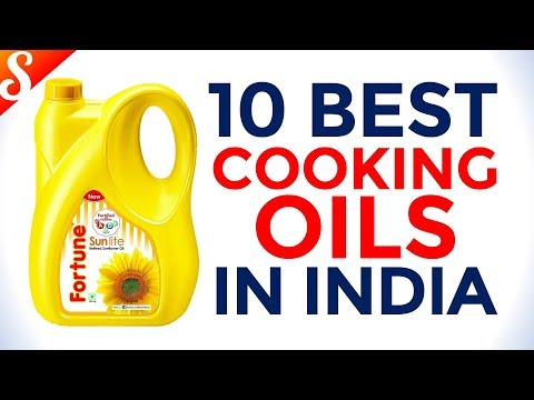 10 Best Cooking Oil Brands in India with Price