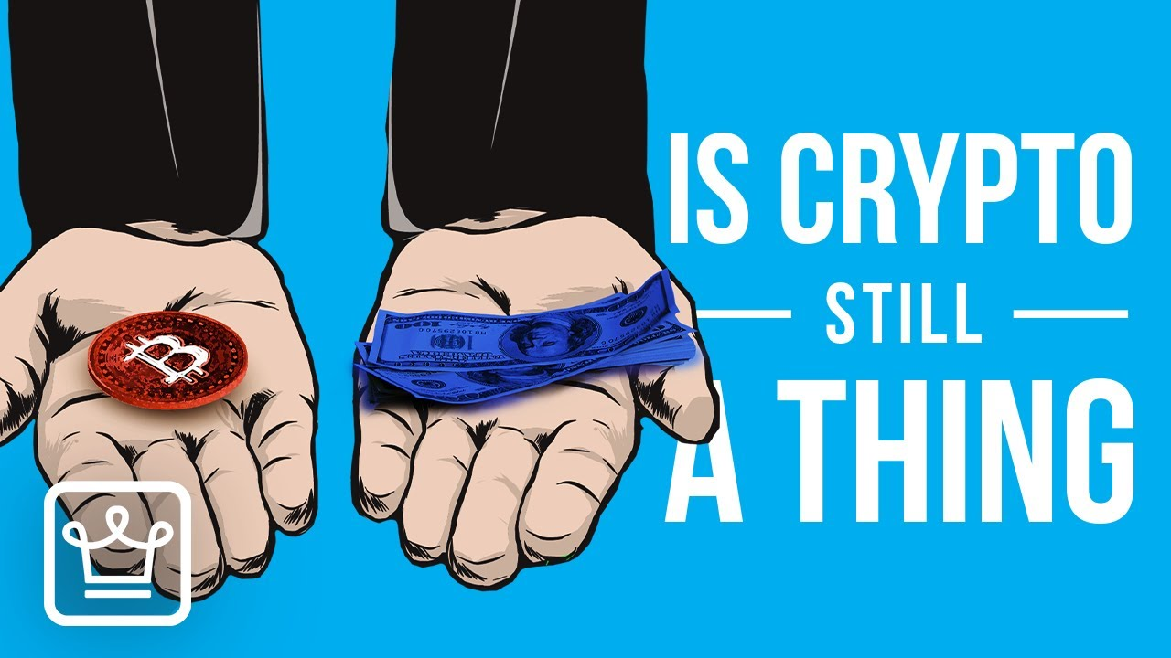 Is Crypto still a thing?
