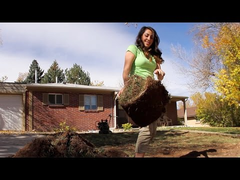 How To Remove Sod - Green Valley Turf Co