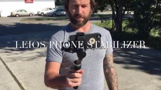 Cinematic Smartphone Video With Glide Gear LEIOS Stabilizer
