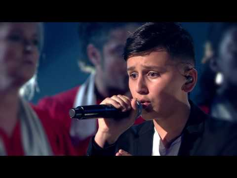 Abu - 'Earth Song' | Finale | The Voice Kids | VTM