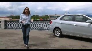 2014 DFM - DONGFENG S30 / Тест-драйв