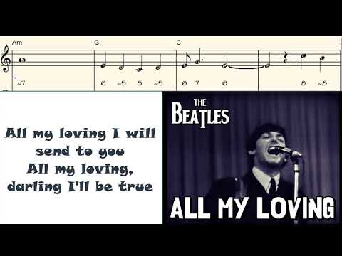 All My Loving   by Paul McCartney