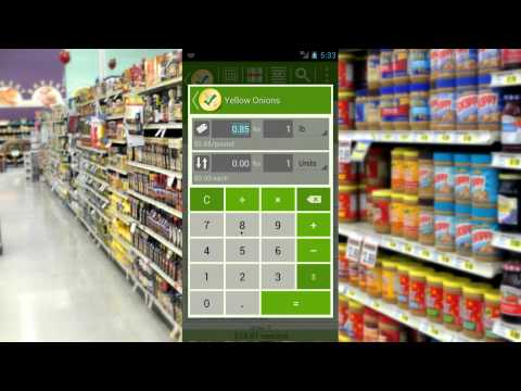 rShopping List - Grocery List - Apps on Google Play