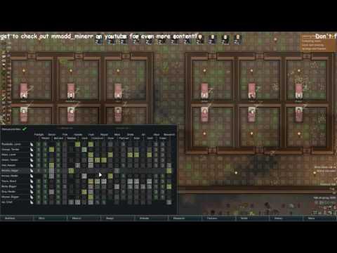 Rimworld Lost Kingdom E3