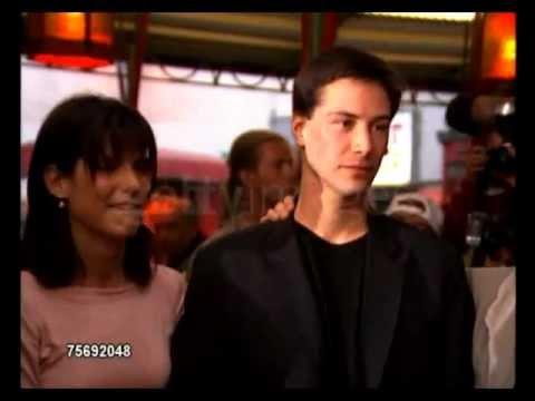 """1994 Keanu Reeves """"Speed"""" Los Angeles Premiere, June 7, 1994."""